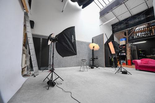 Salle studio Media Training Cantarane Paris