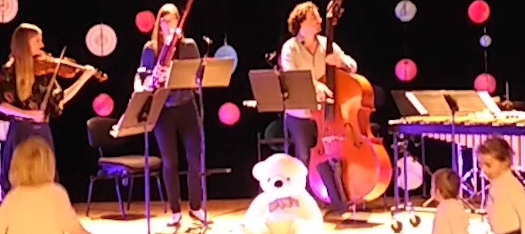 La musique pour les enfants