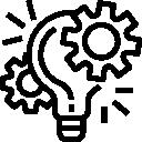 Pictogramme recherche et innovation