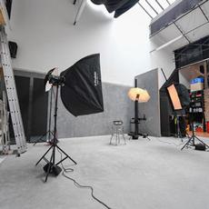 Salle de media training agence Cantarane